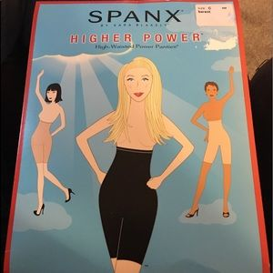 SPANX NUDE SIZE C
